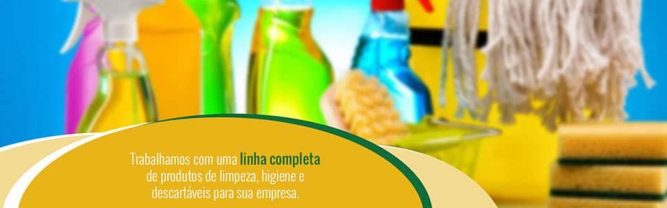 Empresa de Produtos de Limpeza em São Paulo