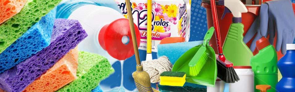 Material de Limpeza para Condomínio