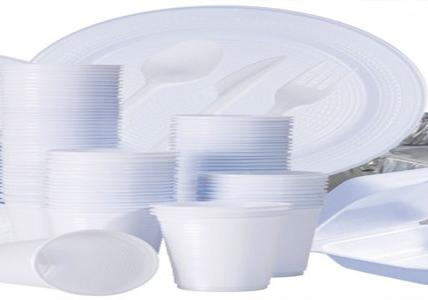 Materiais Descartáveis para Restaurante
