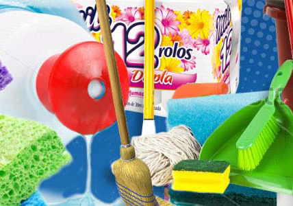 Material de Limpeza Barato